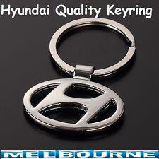 Hyundai Logo Key Ring i20 i30 i40 Accent Tucson Elantra Sonata Santa imax Gift