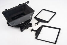 Chrosziel 440-01 Sun Shade Matte Box with 2 4x4 Filter Trays V14
