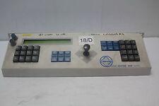 Pelco CM9505R3 Rack Mount Keyboard Used