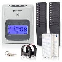 Lathem Time 400E-KIT Timeclock,automatic (400ekit)