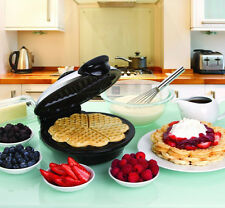 Euro Cuisine Eco Friendly Heart Shape Waffle Maker WM520 New