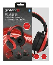 Gioteck Double Built-In Video Game Headsets
