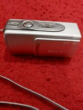 Sony Cybershot DSC-U20 2.0MP Digital Camera - Silver