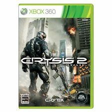 Used Xbox360 Crysis 2 Japan Import