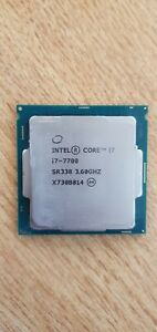 Intel Core i7 - 7700