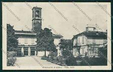 Milano Cornate d'Adda cartolina QK5017