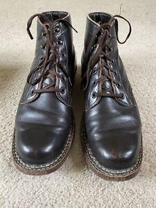 White's Boots Semi Dress Brown Dress Sz 9.5E