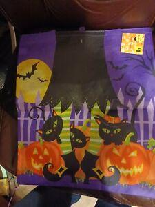 Halloween tote bags--4 Each