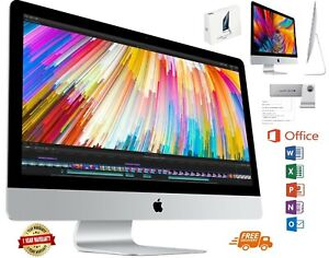 "Apple iMac 21.5"" (A1418) (i5) (2012-2013) -1TB HD - 8GB RAM - SLIMLINE - A GRADE"