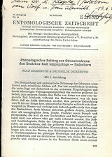 Dickehuth, Odonaten Libellen Fauna Bad Lippspringe - Paderborn, Sd.-Druck 1975