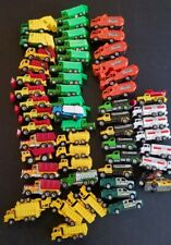 Lot(50+) Mixed Lot Variety And Years Construction work trucks diecast toy