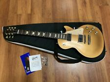 Gibson Les Paul Studio '50s Tribute 2016 T Satin Gold Top