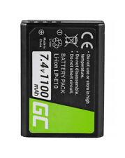 Replacement Battery for Canon EOS 1100D 1200D camera 1100mAh