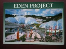 POSTCARD CORNWALL ST - AUSTELL - THE EDEN PROJECT