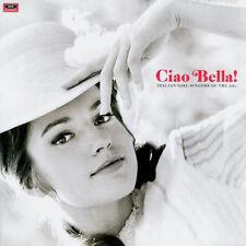 CIAO BELLA 180g white vinyl LP NEW Rita Pavone Isabella Iannetti Mina Nada