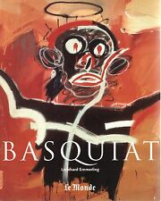 LEONHARD EMMERLING BASQUIAT + PARIS POSTER GUIDE