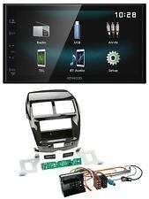 Kenwood AUX Bluetooth USB MP3 2DIN Autoradio für Citroen C4 Mitsubishi ASX Peuge