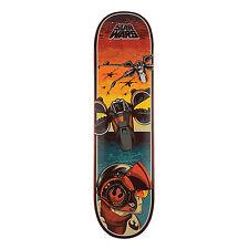 Santa Cruz/Star Wars Limited Edition-Skateboard Deck Hero
