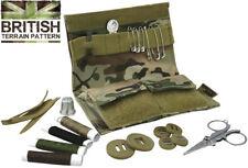 Kombat reparación de combate de ejército militar S95 Compacto Kit de costura Conjunto de Viaje Bolsa De Di