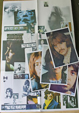 BEATLES WHITE ALBUM REPLACEMENT S- GIANT POSTER & PHOTOCARDS Perfect Replica