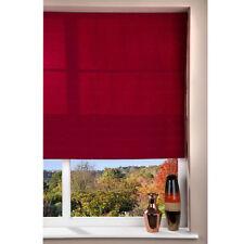 Tende e tendaggi rosso per la camera da letto