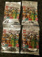 4 x LEGO® MINIFIGURES 71027 ~ (  Series 20 x 4 Blind Bags )