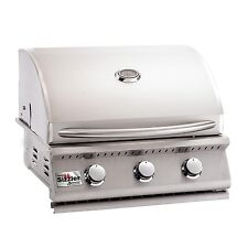Summerset Sizzler Series Built-In Gas Grill, 26-Inch,Propane Or Natural Gas  New