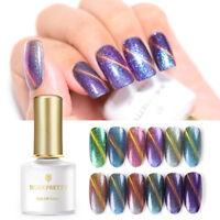 BORN PRETTY 6ml Chameleon Magnetic Cat Eye Gel Glitter Soak Off UV Gel Polish