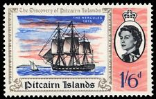 "PITCAIRN ISLANDS 71 (SG68) - Discovery ""H.M.S. Hercules, 1819"" (pa81568)"