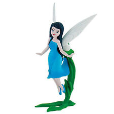 Bullyland Disney Fairies Figure-Silvermist sur feuille-Grand cake topper