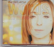 DJ Tatana-Words cd maxi single 7 tracks