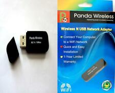 Panda Mini Wifi 150Mbps Wireless N USB Adapter - Windows XP/Vista/7/8/8.1,...