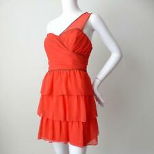 NEW - KUKU Women's Dress rrp $199.00 One Shoulder Ruffled Size 14 US 10