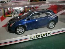 Spark Luxury LC 100952 - 2011 Cadillac SRX Crossover Imperial Blue - 1:43 China