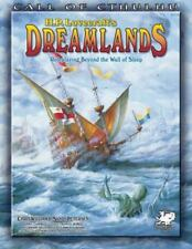 H.P. Lovecraft's Dreamlands: Roleplaying Beyond the Wall of Sleep (Paperback or