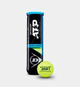 Dunlop ATP Championship Tennisball 4er Dose