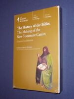 Teaching Co Great Courses  DVDs     THE HISTORY OF THE BIBLE       new & sealed