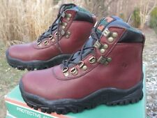 "Hy-Test by Wolverine Woman's Safety Toe 6"" Hikers / Us Woman 7.0 W / Deadstock"