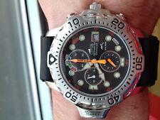 Lotus Vintage Collection 9634 Depth meter Profundímetro Diver Watch Rare Scuba