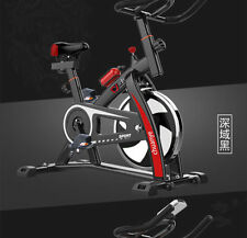 Exercise Bike Cycling Indoor Health Fitness Bicycle Stationary Exercising US HT