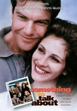 SOMETHING TO TALK ABOUT USED - VERY GOOD DVD