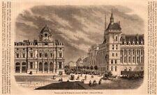 PARIS TRIBUNAL DE COMMERCE  PRESS ARTICLE 1865