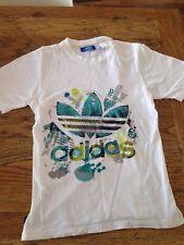 Adidas Originals Mens T-shirt with Trefoil Logo Graphic