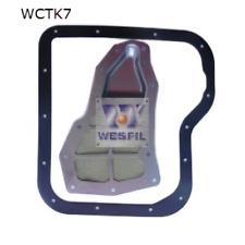 WESFIL NISSAN VANETTE 86-93' 3N71B 4CYL/2.0L TRANMISSION FILTER