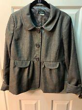 J. Crew Ottomon Molly Sparkle Jacket Blazer Size 8