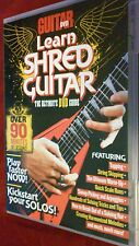 GUITAR DVD LEARN SHRED GUITAR THE ULTIMATE DVD GUIDE (GREAT DEAL!!)