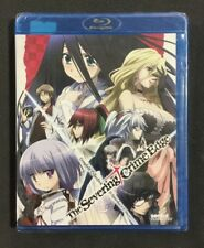 The Severing Crime Edge Blu Ray Complete Collection 13 episodes 2 disc set