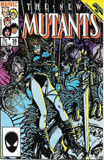 The New Mutants Comic Book #36 Marvel Comics 1986 VERY FINE-  NEW UNREAD