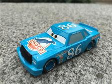 Mattel Disney Pixar Cars 1:55 Dinoco Chick Hicks Metall Spielzeugauto Neu Loose