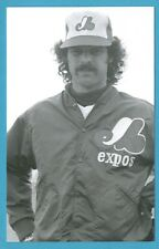 Ross Grimsley Montreal Expos Vintage Baseball Postcard PP01209